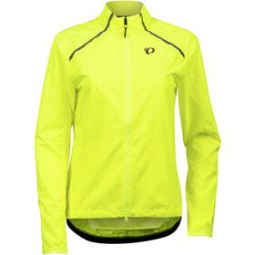 PEARL iZUMi BioViz Barrier Jacket Women yellow/reflective triad